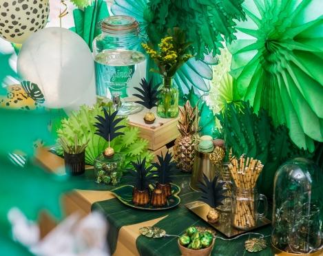Zelta džungļu ballīte