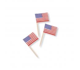"Irbulīši-karodziņi ""Americano"" (50 gab)"