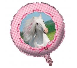"""Folija balons """"Laimes pakavs"""" (45 cm)"""