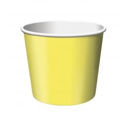 Trauciņi uzkodām, dzeltenīgi (6 gab)