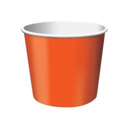 Trauciņi uzkodām, oranži (6 gab)