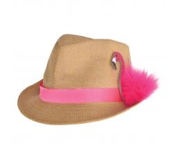 """Cepure """"Rozā flamingo"""""""
