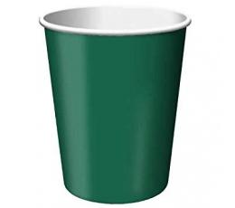 Glāzītes, tumši zaļas (24 gab/ 266 ml)