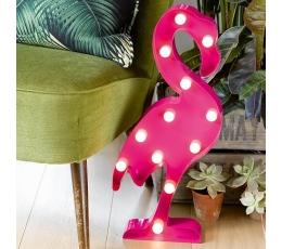 """Gaismas dekors """"Flamingo"""" (52 cm)"""