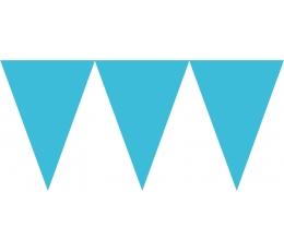 Karodziņu virtene, zila (4,5m)