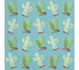 """Salvetes """"Kaktusi"""" (20 gab)"""