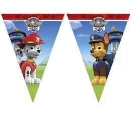 """Karodziņu virtene """"Suņu Patruļa"""" (9 karodziņi)"""