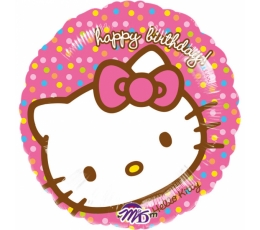 "Follija balons ""Hello Kitty"""