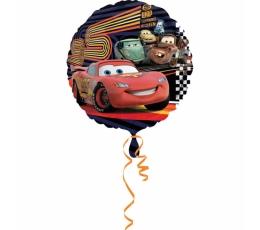 """Folija balons """"Vāģi-2"""" (45 cm)"""