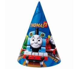 """Cepurītes """"Vilcieniņš Tomass"""" (6gab)"""