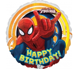 "Follija balons ""Zirnekļcilvēks"" (43cm)"