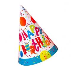 """Cepurītes """"Dzimšanas diena"""" (8 gab)"""