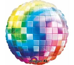 """Folija balons """"Diskotēka"""" (81 cm)"""