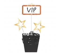 """Irbulīši-dekorācijas """"VIP"""" (3 gab)"""