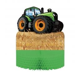 """Galda dekorācija """"Traktors"""""""