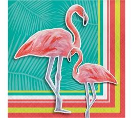 "Salvetes ""Flamingo"" (16 gab)"