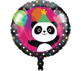 "Folija balons ""Panda"" (45 cm)"
