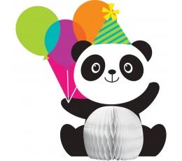 """Galda dekorācija """"Līksmā panda"""""""