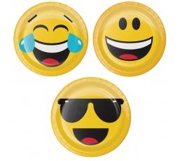 """Šķīvīši """"Smaidiņi"""" (8 gab/18 cm)"""