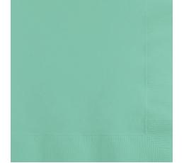 Salvetes, piparmētru krāsā (20 gab)