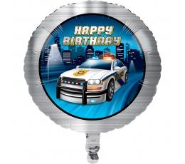"Folija balons ""Policisti"" (45 cm)"