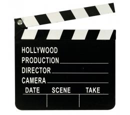 Filmēšanas tāfelīte (20x18 cm)