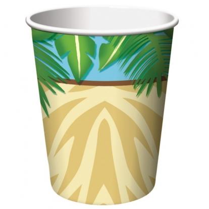 """Glāzītes """"Safari"""" (8 gab/266 ml)"""