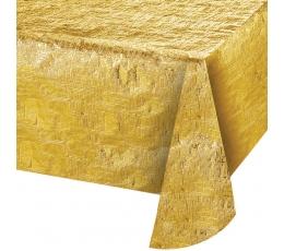 """Galdauts """"Zelta spīdums"""", metalizēts  (137x274 cm)"""