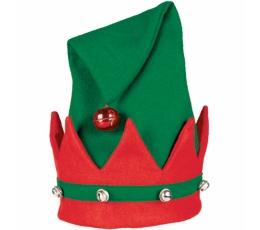 Elfa cepure ar zvaniņiem
