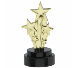 """Dāvaniņas-dekorācijas """"Holivudas zvaigznes"""" (6gab/8cm)"""