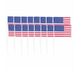 """Irbulīšī, dekorācijas """"Amerika"""" (120 gab)"""