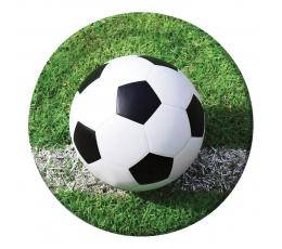 """Šķīvīši """"Futbols"""" (8 gab/22 cm)"""