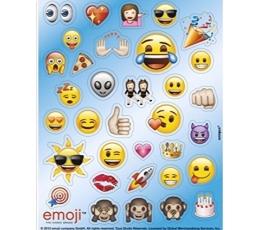 """Uzlīmes """"Emoji"""""""