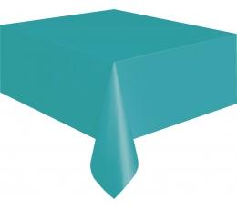 Galdauts, tirkīza krāsā (137x274 cm)