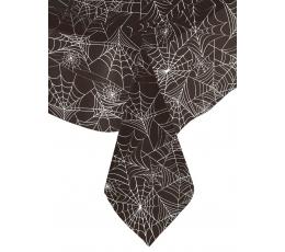 """Galdauts """"Melns zirnekļtīkls"""" (137 x 274 cm)"""