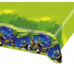 "Galdauts ""Bruņurupuči nindzjas"" (120x180 cm)"