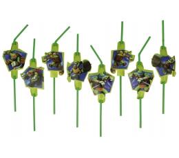 "Salmiņi ""Bruņurupuči  nindzjas"" (8 gab)"