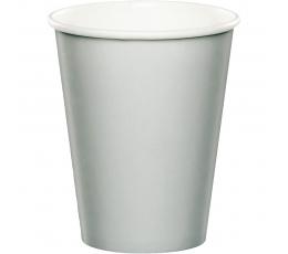 Glāzītes, sudraba (24 gab/266 ml)