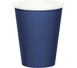 Glāzītes, tumši zilas (24 gab/266 ml)