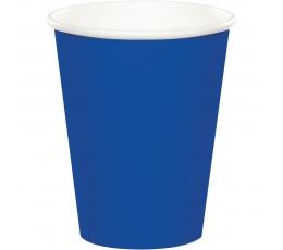 Glāzītes, spilgti zilas (24 gab/266 ml)