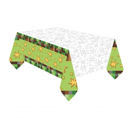 "Galdauts ""Minecraft"" (137 x 243 cm)"
