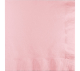 Salvetes, maigi rozā (50 gab)