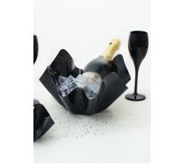 Plastmasas bļoda, melna (26x15,5 cm)