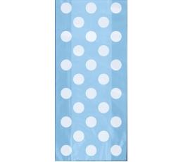 Saldumu maisiņi, zili punktaini (20 gab)