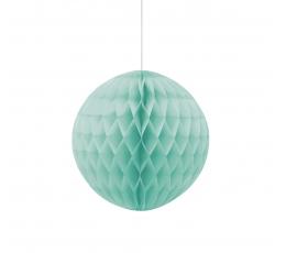 Burbulis, piparmētru krāsā (20 cm)