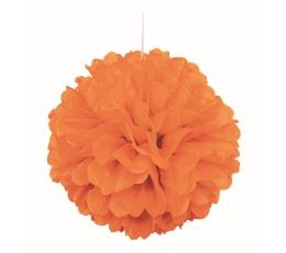 Pūkainis, oranžs (40 cm)