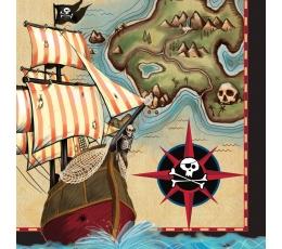 """Salvetes """"Pirātu dārgumi"""" (16 gab)"""