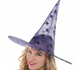 Шляпа ведьмы, фиолетовая
