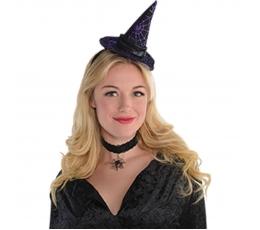 """Ободок """"Шляпа ведьмы"""""""