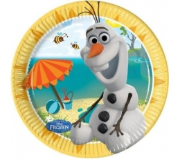 "Šķīvīši ""Olafa vasara"" (8gab/20cm)"
